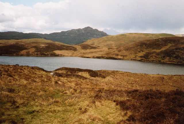 Unnamed Lochan east of Torr-an-Tuirc