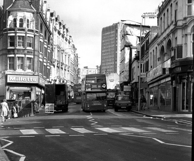 High Street, Croydon