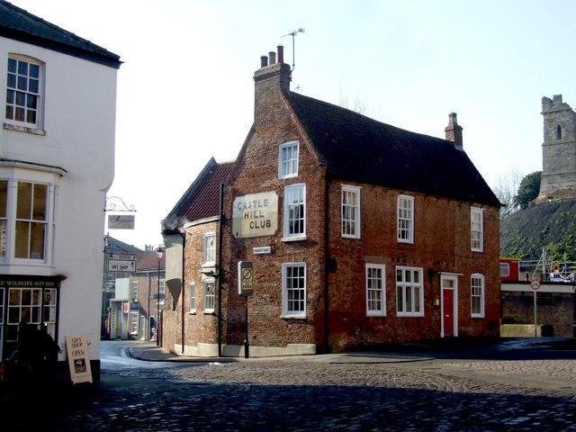 Castle Hill Club, Lincoln
