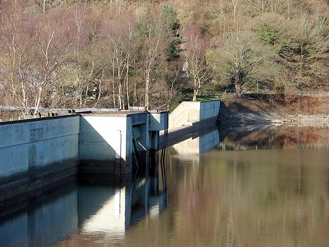 Rheidol Dam