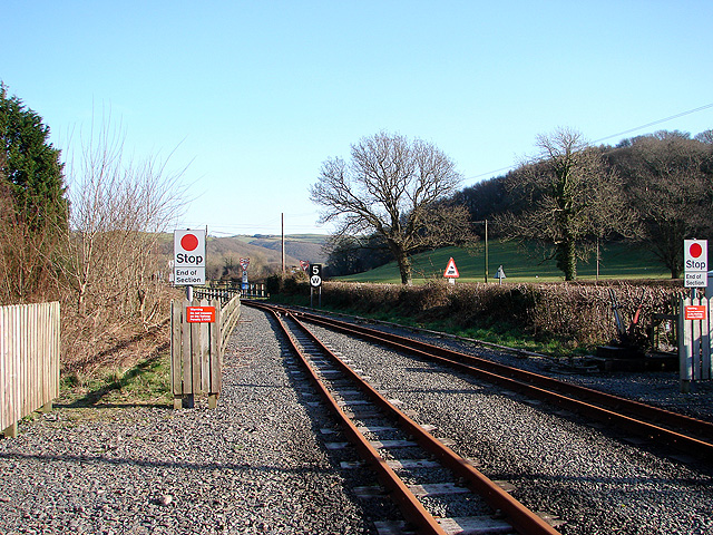 Capel Bangor Station, Vale of Rheidol Railway