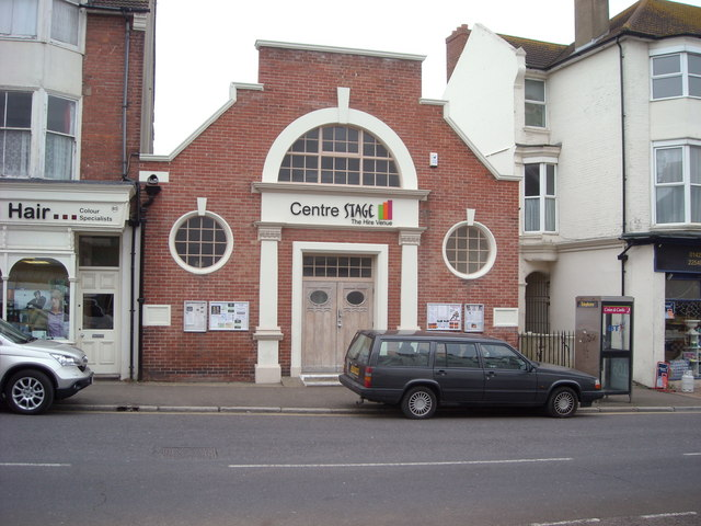 Former Salvation Army Citadel, Bexhill-on-Sea
