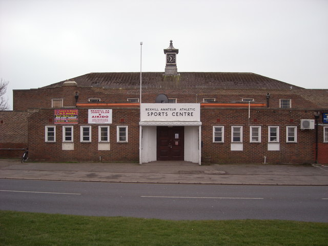 Sports Centre, Bexhill-on-Sea
