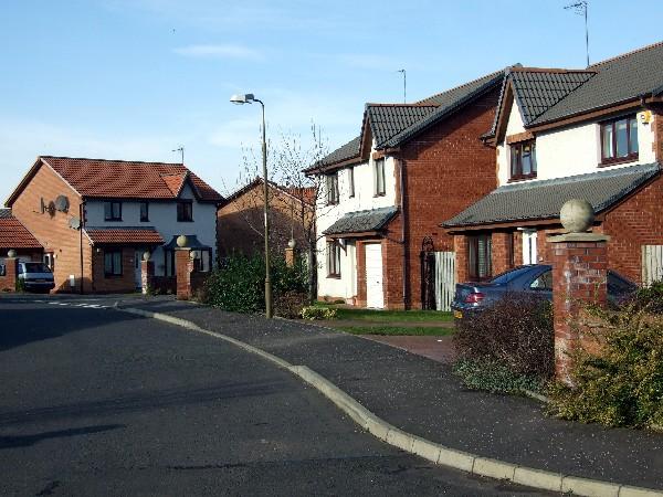 Guardwell housing estate