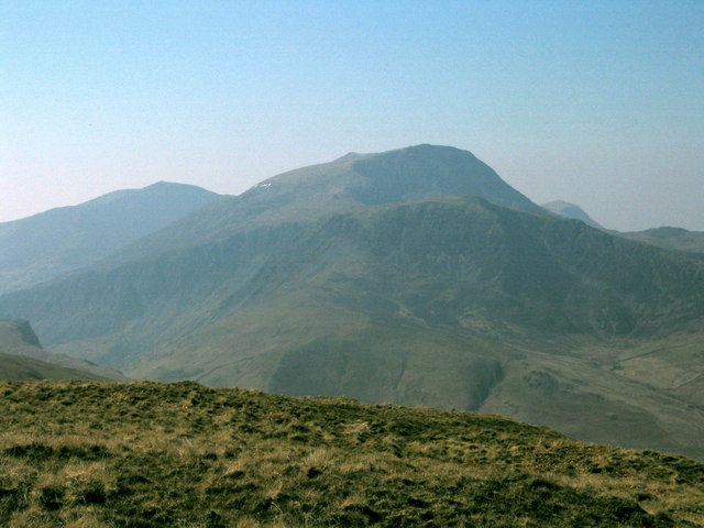 Cadair Idris viewed from Waun-Oer