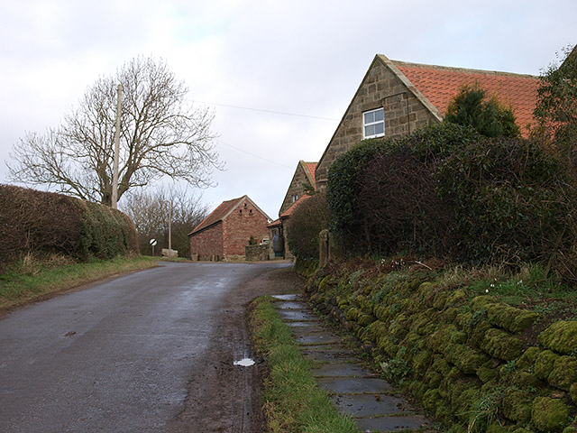 West Lane, near Lane Farm