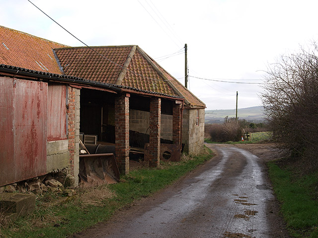 Buildings at Low Farm, Mickleby