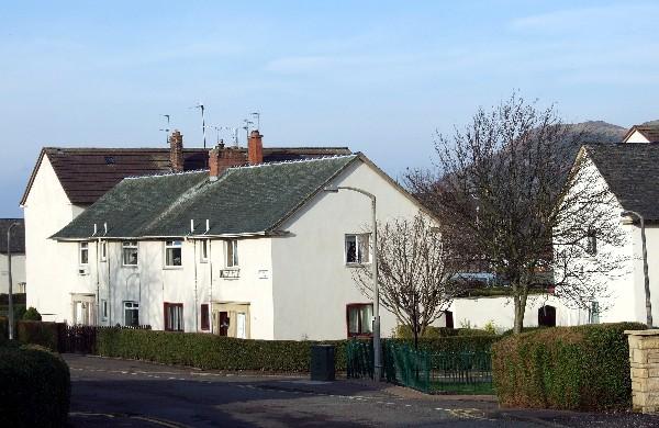 Inch housing estate