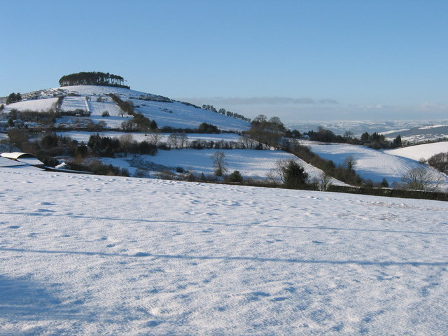 Snow on the Callow