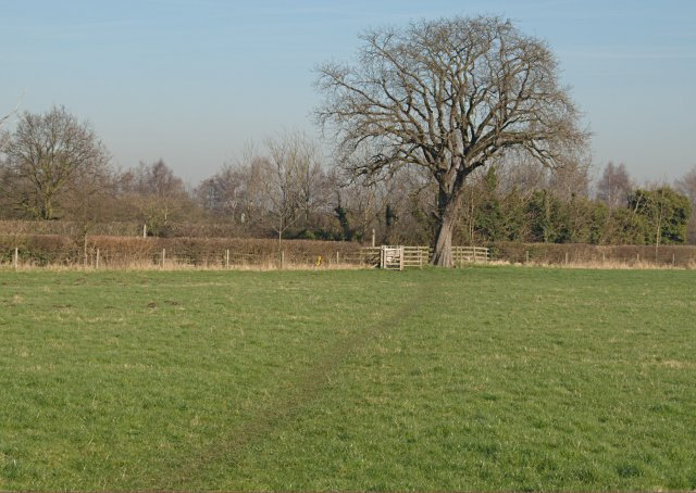 Footpath to Alrewas