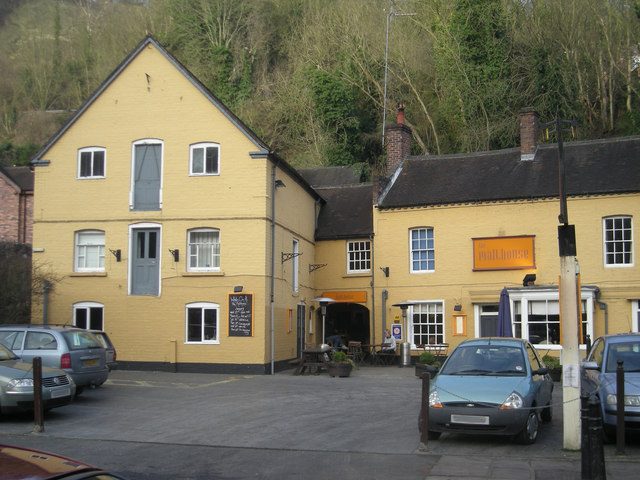 The Malthouse on The Wharfage