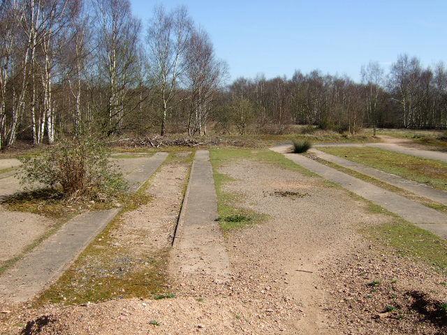 Old workshop bases
