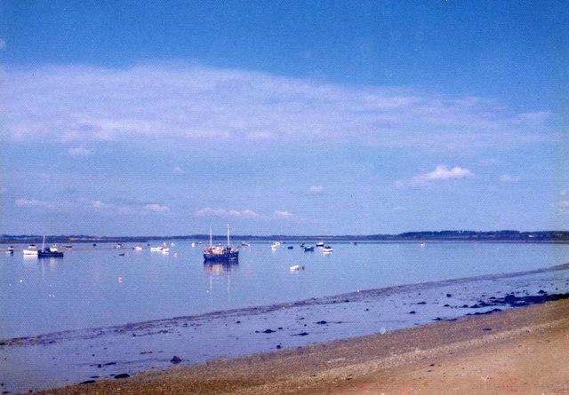 Westrow Reach, Slaughden, Aldeburgh, Suffolk