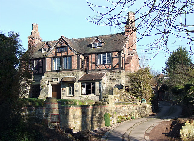 Attractive Cottage, Draycott, Shropshire