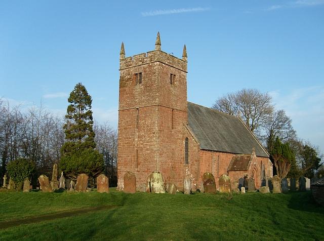 Church of All Saints, Scaleby