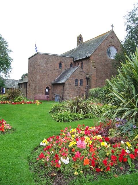 All Saints Episcopalian Church, Gretna