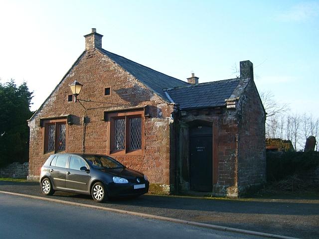 Church Hall, Scaleby