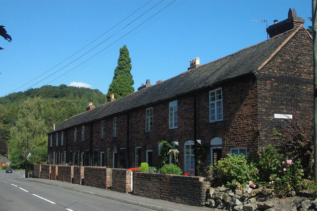18th Century Cottages, Coalbrookdale
