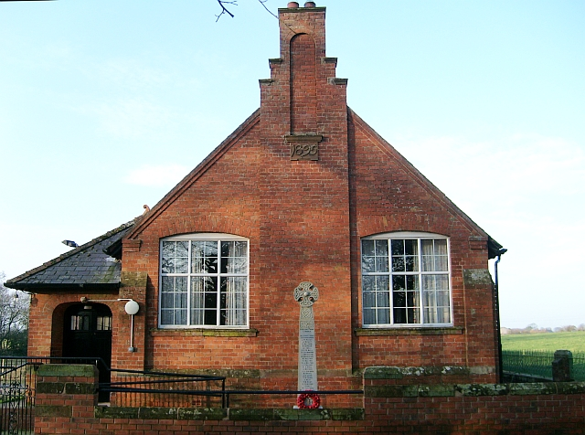 Scaleby Village Hall and War Memorial