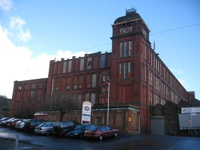 Facit Mill Whitworth