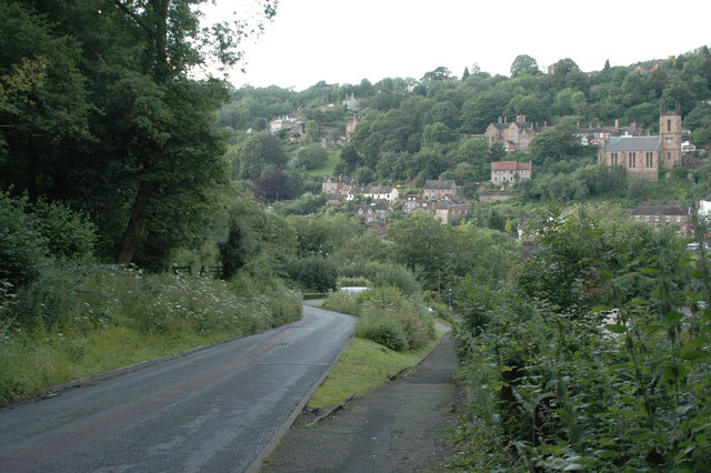 Ironbridge from the south