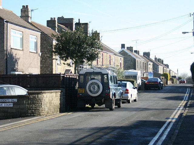 2008 : Eckweek Road, Peasedown