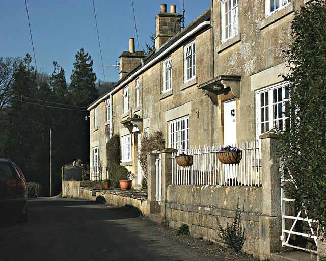 2008 : Cottages at Alcombe