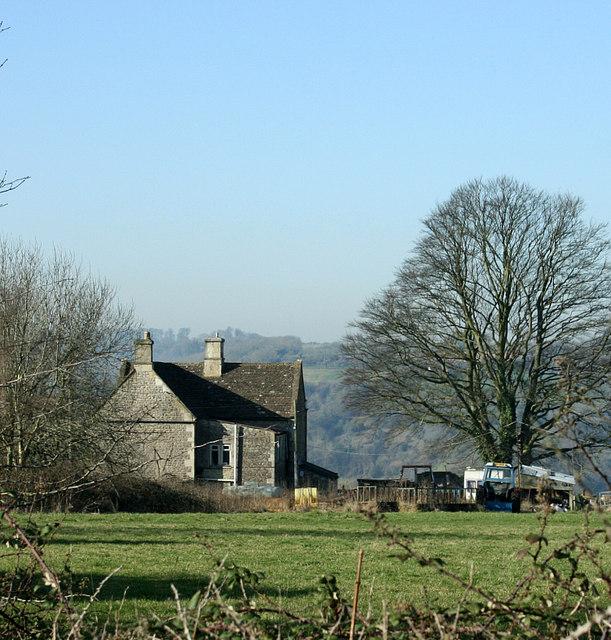 2008 : Rodney Farm, the farmhouse