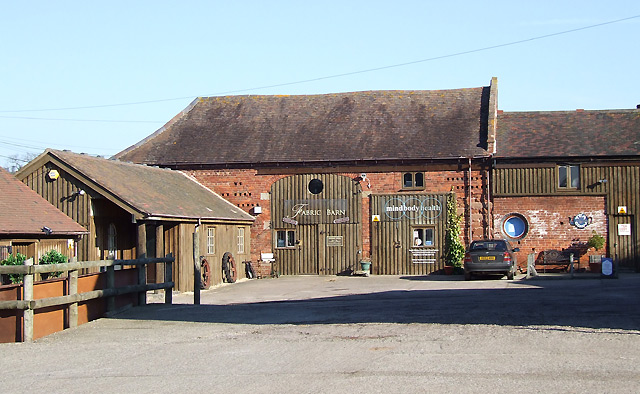 Diversification, Upper Aston Farm, Shropshire