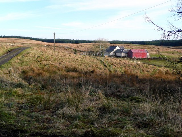Croilburn farm