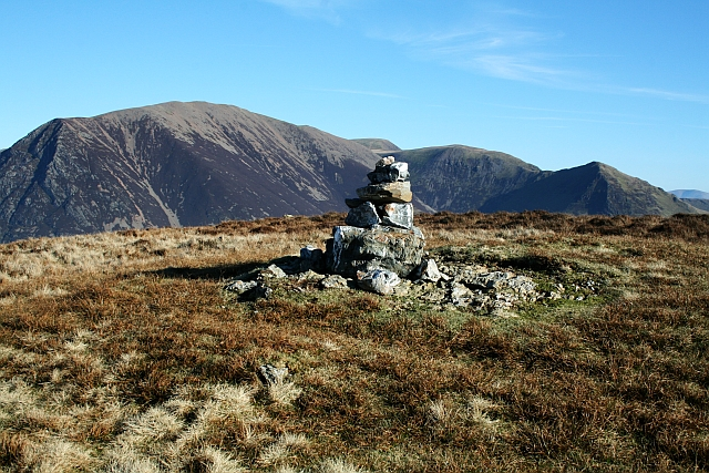 Southern Summit Cairn of Mellbreak
