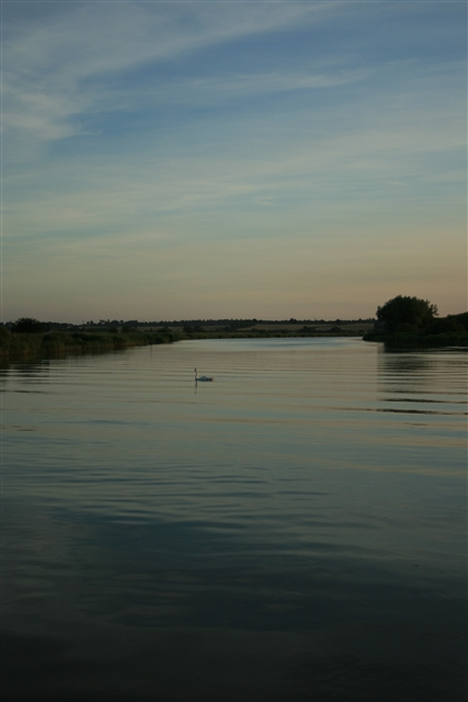 River Yare, Cantley