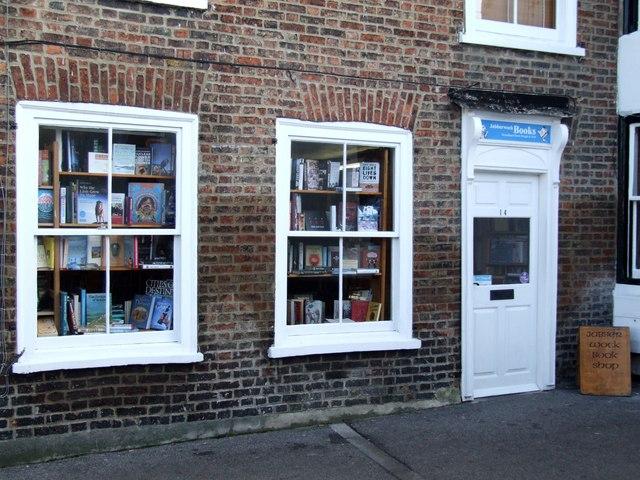Jabberwock Book Shop, Horncastle