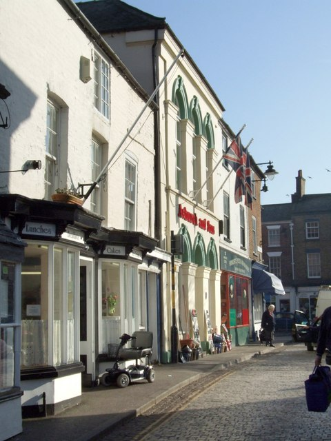 St Lawrence Street, Horncastle