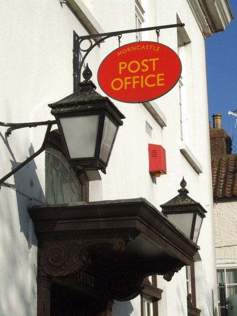 Post Office, Horncastle