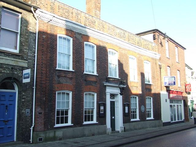 Gainsborough House Museum