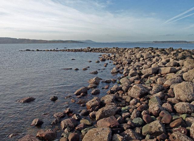 Brigurd Point, Hunterston