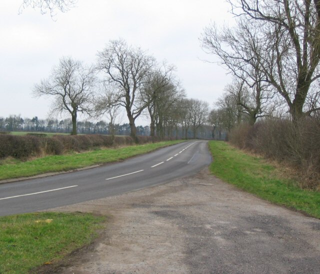 The way to Lutterworth