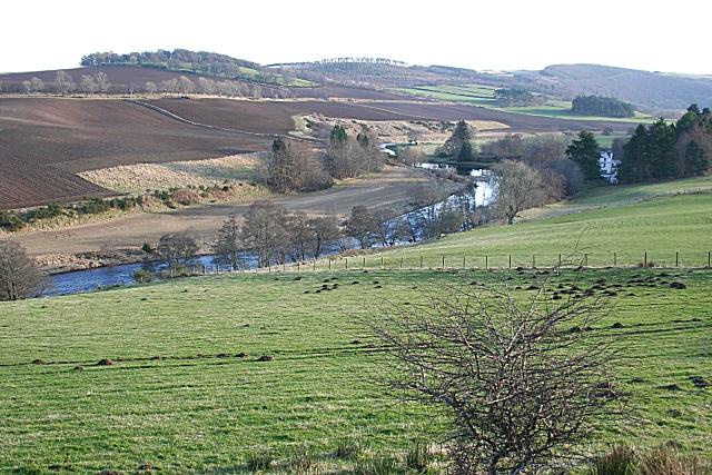 River Deveron at Glennie