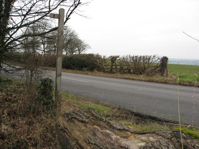 Dunston Road Footpath