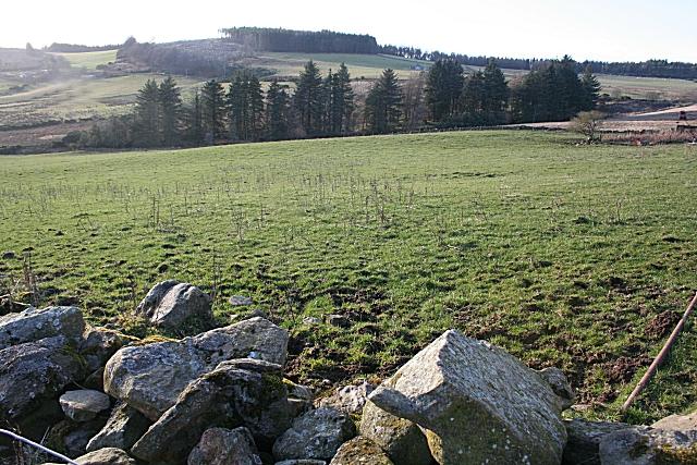 Cairns of Mayen from Tillydown