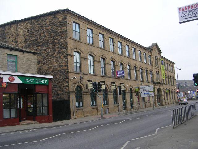 Bottoms Mills - Bradford Road