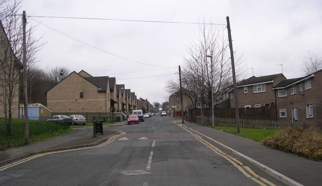 Taylor Street - Bradford Road