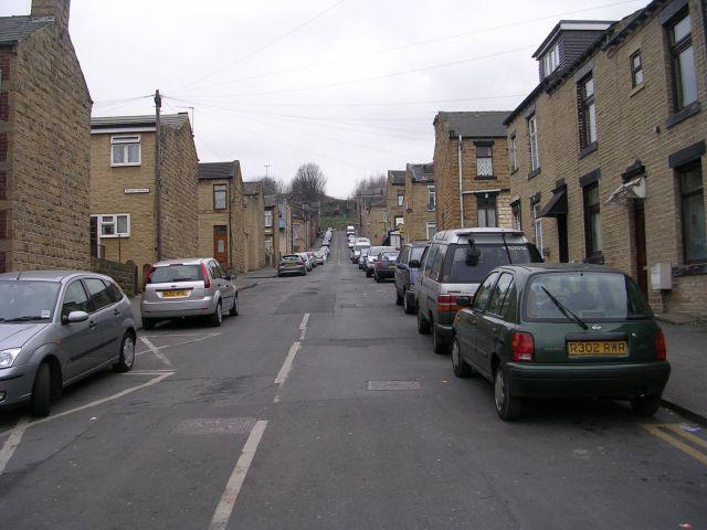 Mount Street - Bradford Road