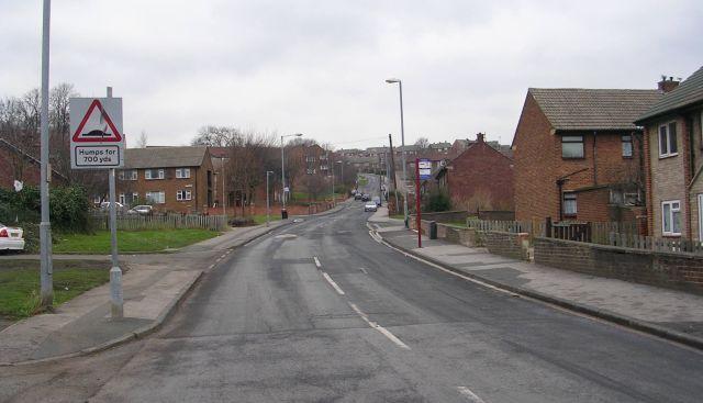 Hyrstlands Road - Town Street, Batley Carr