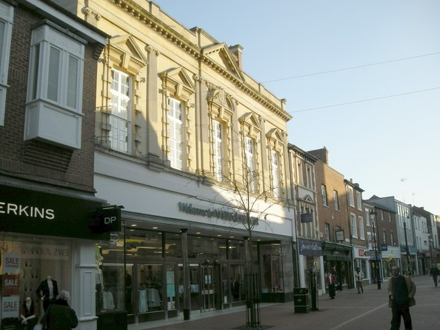 Rugby -High Street