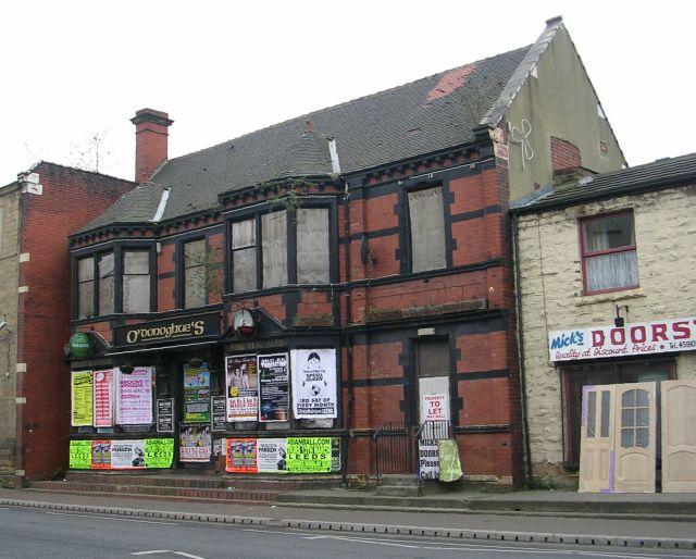 Disused Pub - Bradford Road