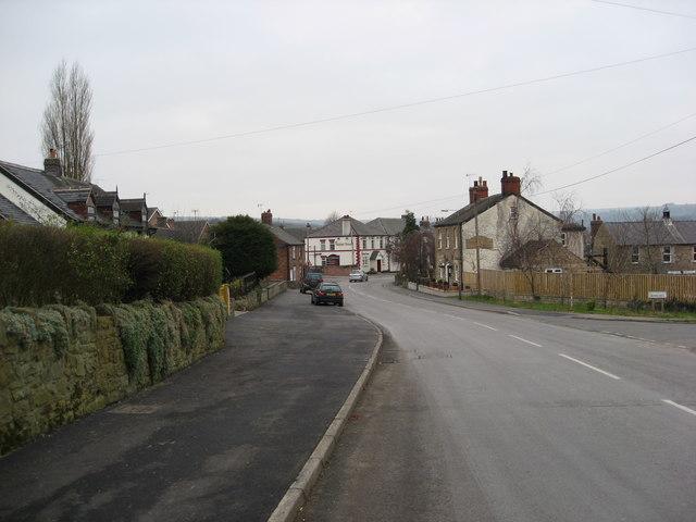 Barlow Village Scene