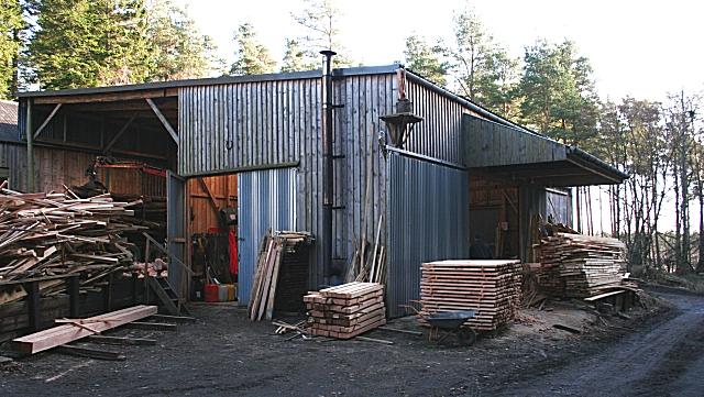 Tarryblake Sawmill