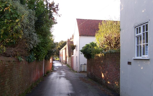 Church Path-Titchfield